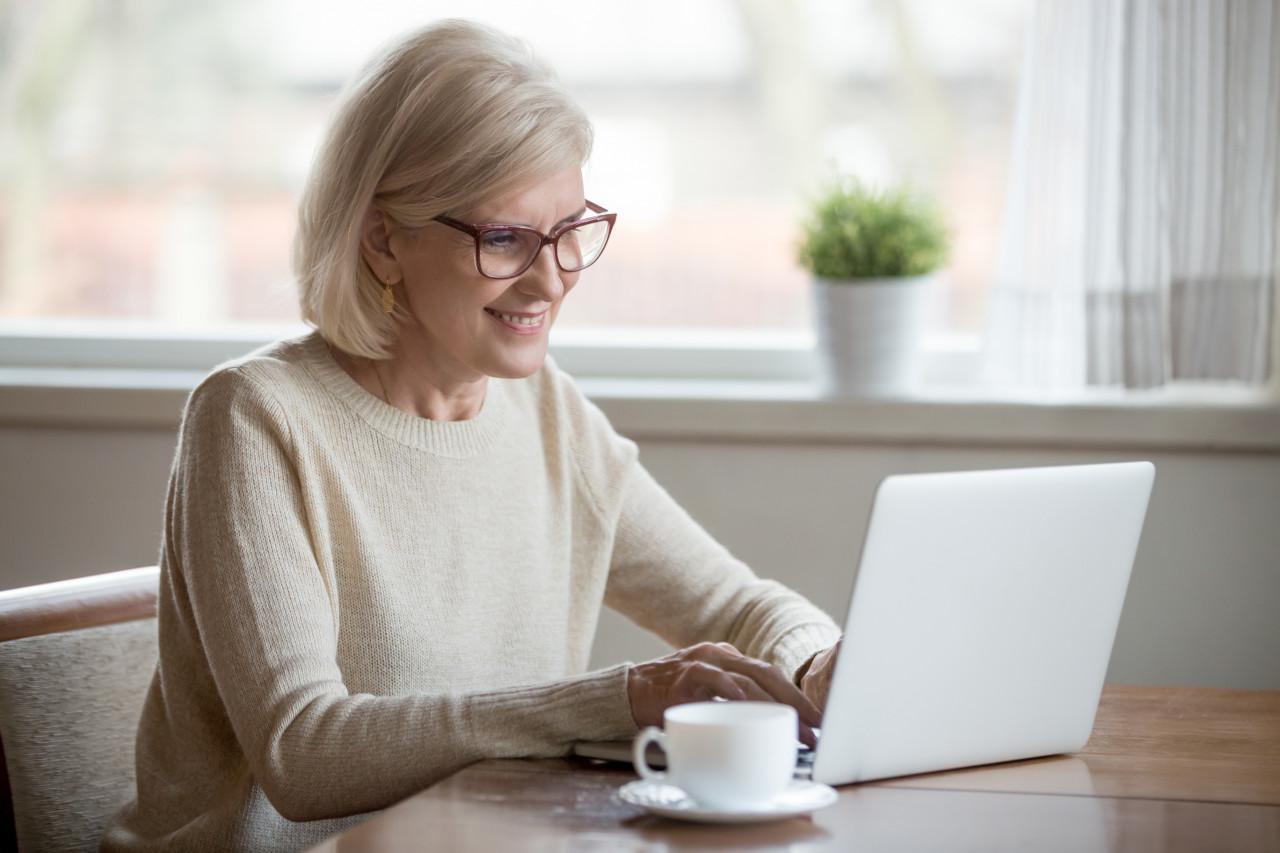 Demander sa retraite en ligne