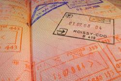 Passeport abimé