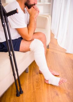 Porter plainte pour coups et blessures