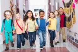 Déménager et changer un enfant d'école