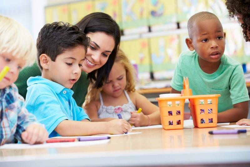 Inscrire un enfant à l'école maternelle