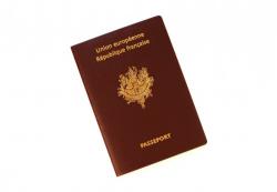 Perte d'un passeport biométrique