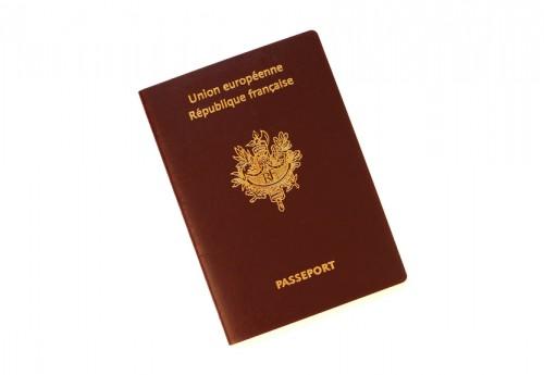 Perte d'un passeport