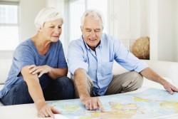 Prendre sa retraite après avoir travaillé à l'étranger