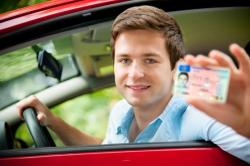 Demande de permis de conduire international