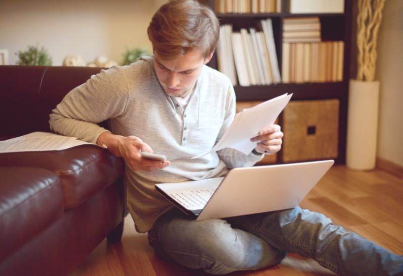 Faire sa déclaration de revenus 2015 en ligne