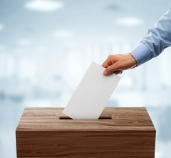Demande de vote par procuration