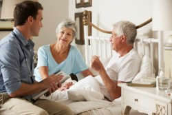 Bénéficier d'une hospitalisation à domicile (HAD)