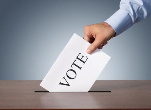 S'inscrire sur une liste électorale