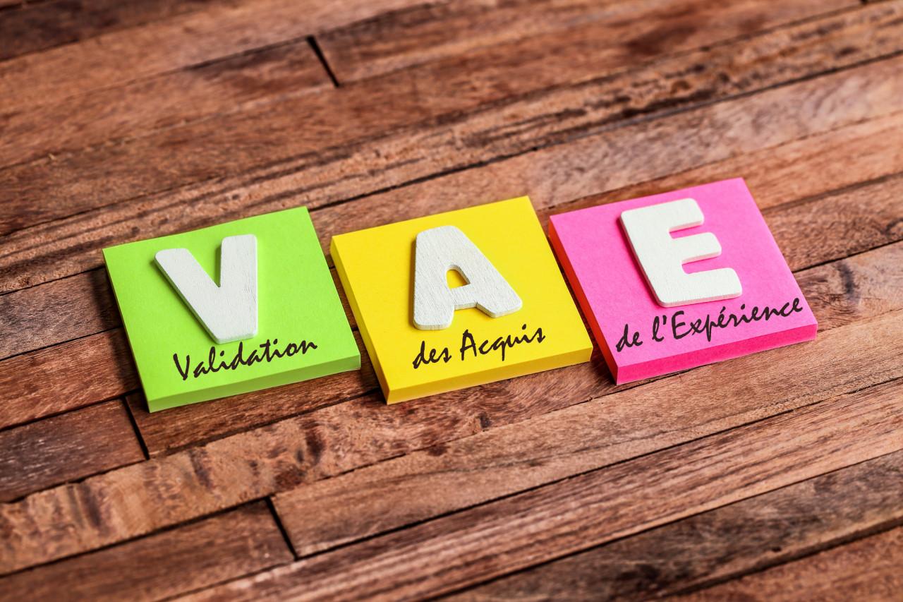 Préparer une validation des acquis de l'expérience (VAE)