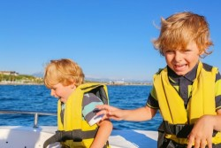 Passer le permis bateau de plaisance en mer