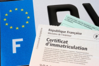 Demande de carte grise (ou certificat d'immatriculation)