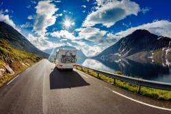 Demande de carte grise pour une caravane
