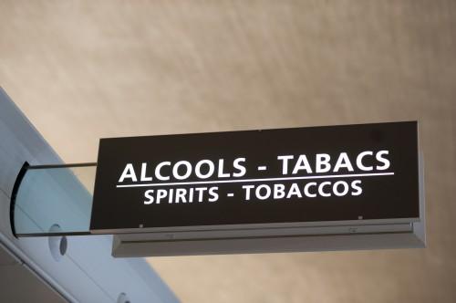 Ramener de l'alcool et du tabac de l'étranger: Quantités possibles