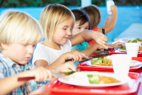 Cantine scolaire : règles de vie, régimes alimentaires et tarifs