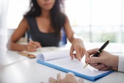 Licenciement économique : la signature du contrat de sécurisation professionnelle