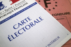 Obtenir une carte électorale