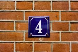 Numéro des habitations : que dit la réglementation ?