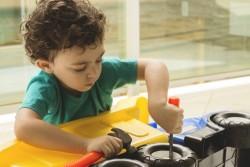 Jouets pour enfants : veiller à acheter un jouet adapté aux capacités et à l'âge de l'enfant