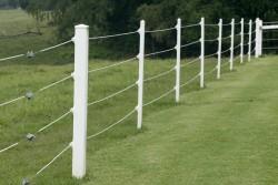 Clôtures électriques : autorisations et règles de sécurité à respecter