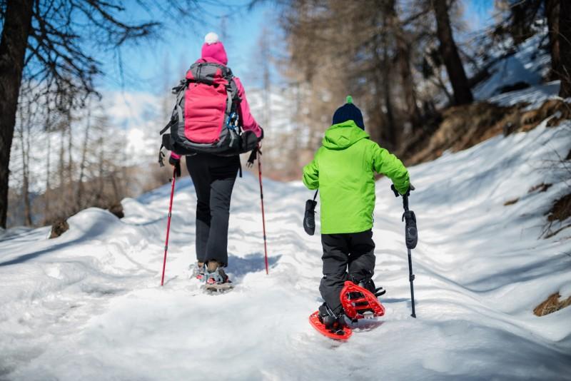 Randonnée en raquettes à neige : comment préparer sa sortie?