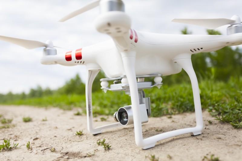 Peut-on utiliser un drone professionnel pour contrôler le patrimoine d'une propriété privée?