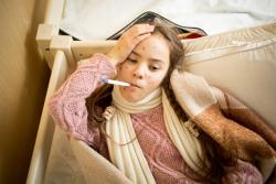 Rougeole : quels sont les symptômes et comment s'en protéger?