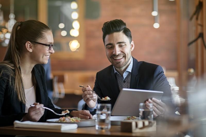 Barème des frais de repas déductibles de l'impôt sur le revenu 2018 pour un travailleur indépendant en déplacement professionnel