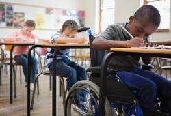 Scolarisation d'un enfant handicapé: formulaire de demande de PPS