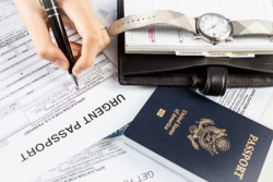Obtenir un passeport temporaire d'urgence