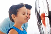 Garder son habitation fraîche au cours des pics de chaleur en été