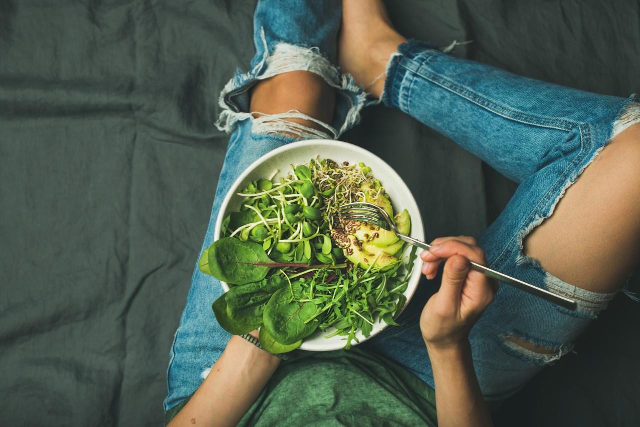 Les régimes alimentaires sans viande ni poisson