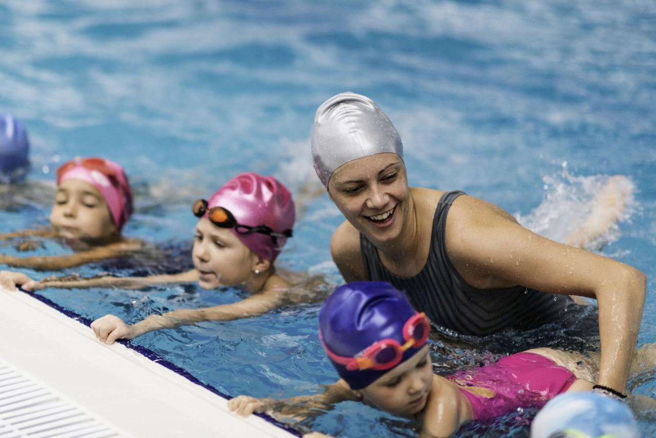 Des cours de natation quasi gratuits pour les enfants de 6 à 12 ans