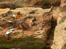 Fouilles archéologiques : carte des lieux où des chantiers sont ouverts