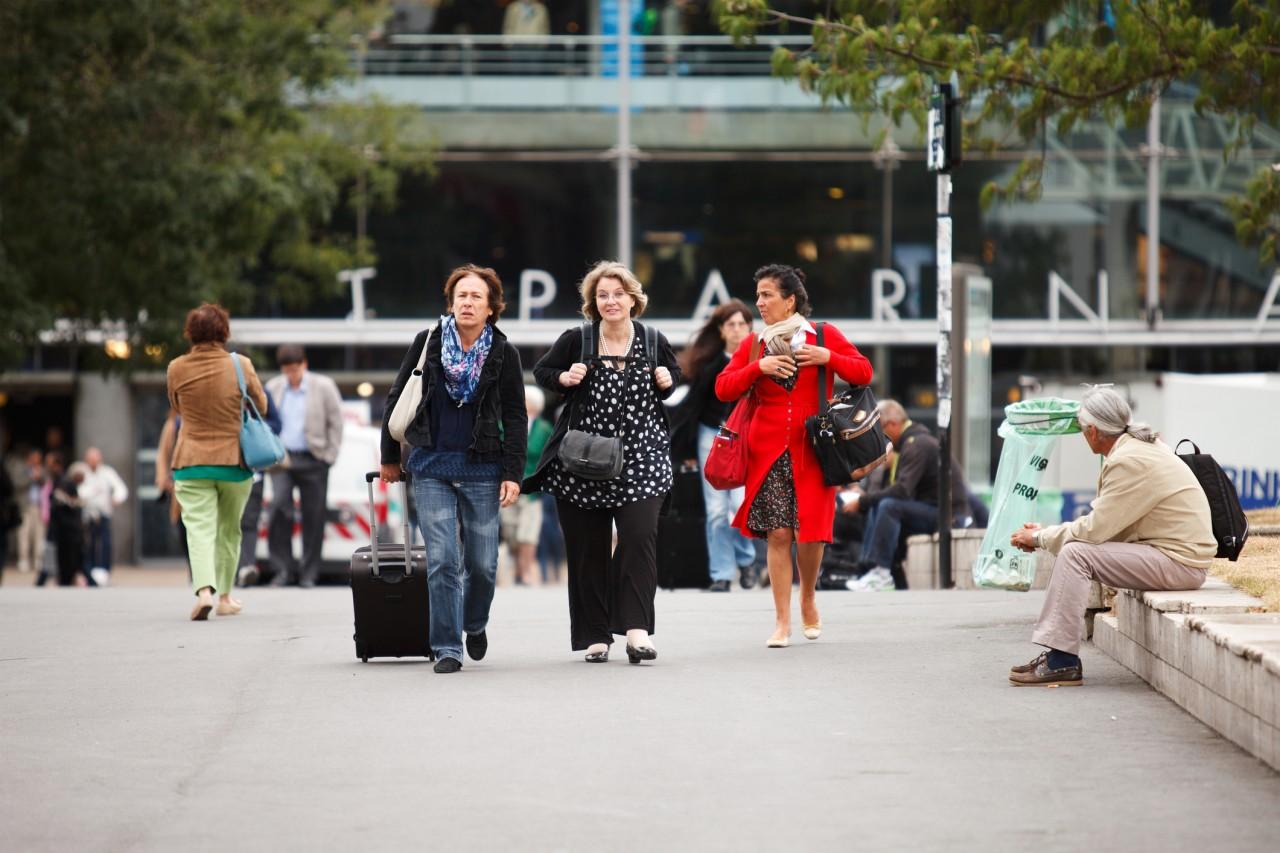 Montparnasse : procédure de remboursement des trajets annulés et retardés