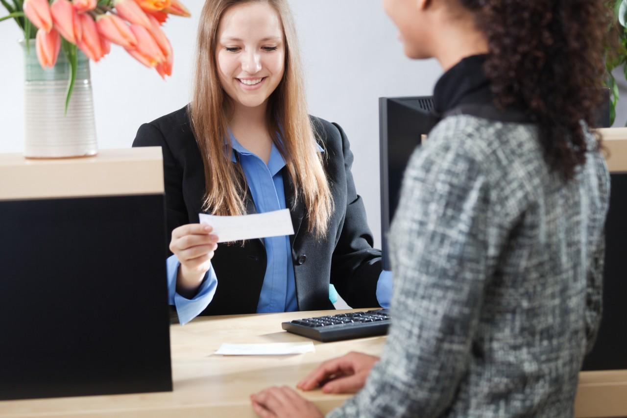 Procédure de régularisation d'un chèque sans provision