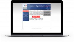 Signaler le contenu illicite d'un site internet sur la plateforme PHAROS