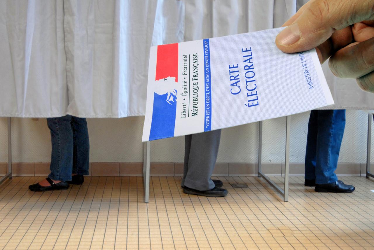 Vérification d'inscription sur les listes électorales en ligne